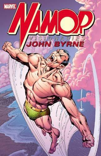 9780785153047: Namor Visionaries - John Byrne, Vol. 1