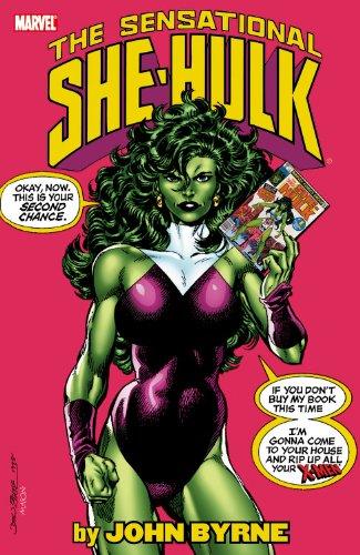 9780785153061: Sensational She-hulk by John Byrne 1