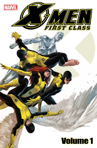 9780785153139: X-Men: First Class, Volume 1