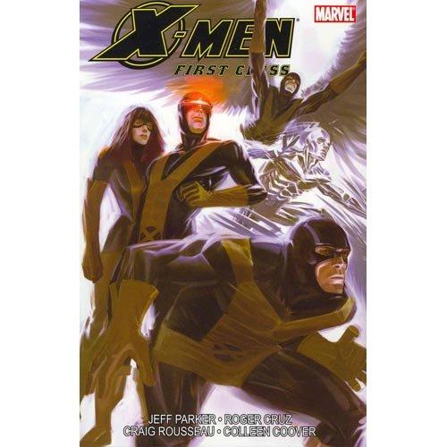 9780785153146: X-Men: First Class, Volume 2