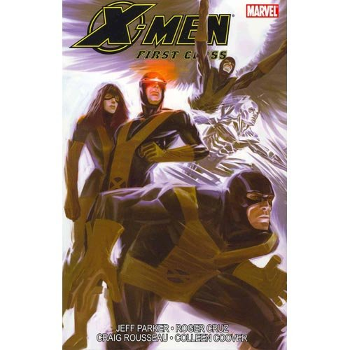 X-Men First Class Vol. 2