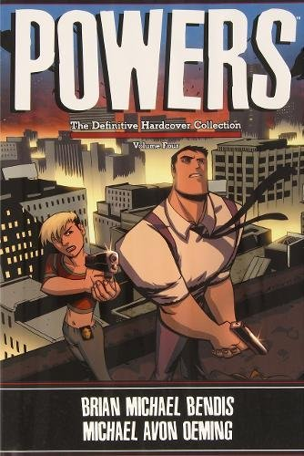 9780785153160: Powers: The Definitive Hardcover Collection, Vol. 4