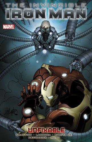 9780785153221: Invincible Iron Man 8: Unfixable