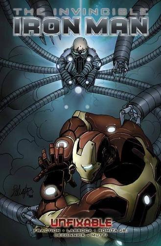 9780785153238: Invincible Iron Man 8: Unfixable