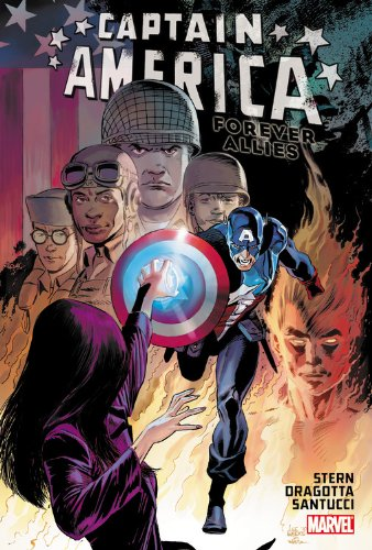 9780785153245: Captain America: Forever Allies