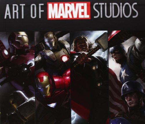 9780785153320: The Art Of Marvel Studios (Art of Marvel Movies)