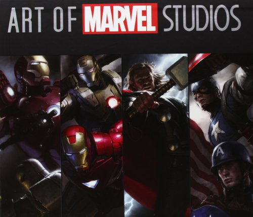 9780785153320: Art of Marvel Studios [With Limited Edition Avengers Movie Poster] (Art of Marvel Movies)