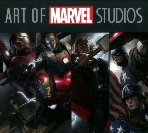 9780785153375: Art of Marvel Studios