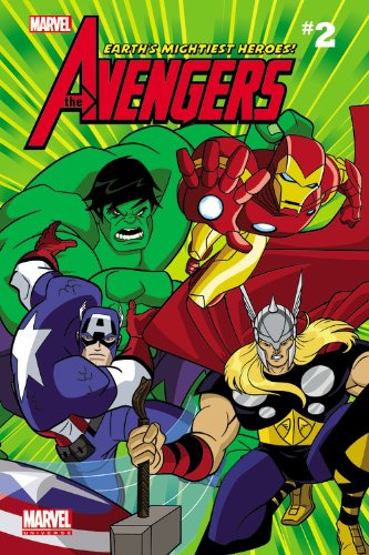 Marvel Universe Avengers Earth's Mightiest Heroes - Comic Reader 2