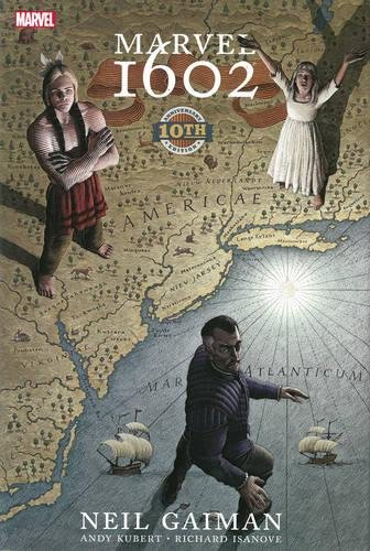 9780785153689: MARVEL 1602 HC 10TH ANNIVERSARY EDITION