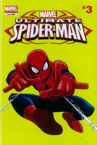 Marvel Universe Ultimate Spider-Man Comic Reader 3