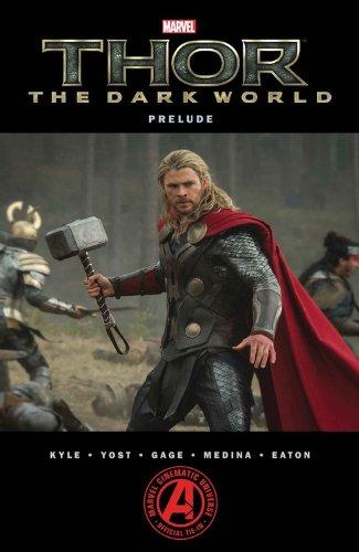 Marvel's Thor: The Dark World Prelude (Thor)