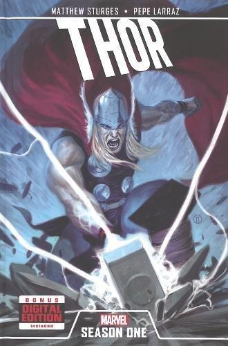9780785153795: Thor: Season One