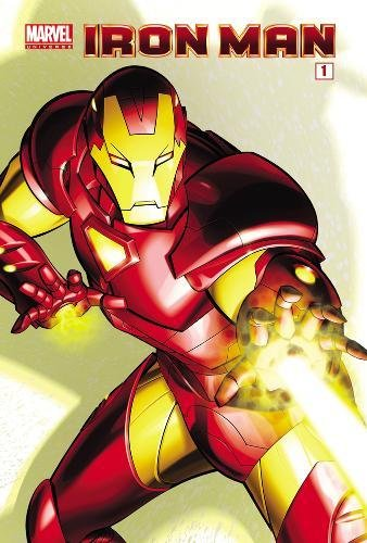 9780785153832: Marvel Universe Iron Man - Comic Reader 1 (Marvel Comic Readers)