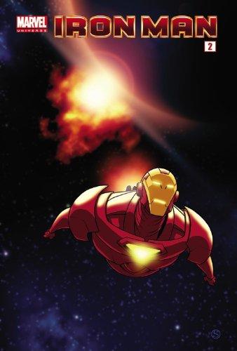 Marvel Universe Iron Man - Comic Reader 2