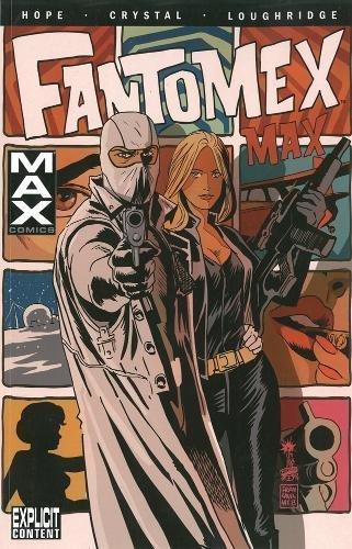 9780785153900: Fantomex Max