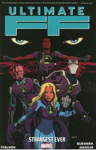 Ultimate FF: Strangest Ever (Fantastic Four)