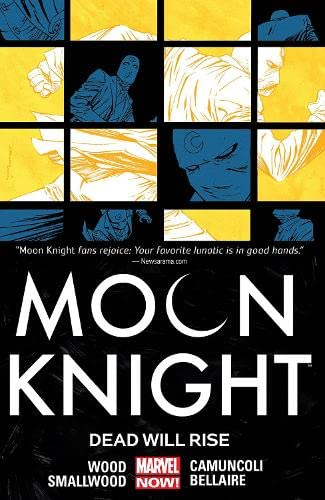 9780785154099: Moon Knight 2: Dead Will Rise
