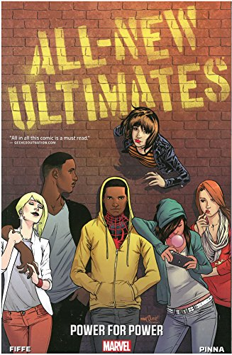 9780785154273: All-New Ultimates: Power for Power, Volume 1
