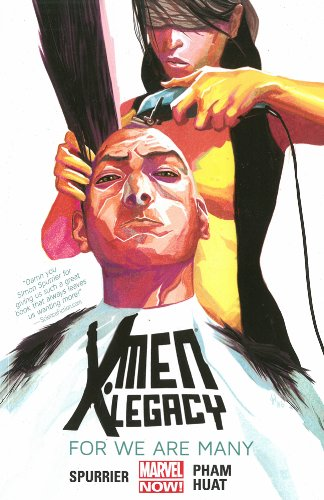 9780785154327: X-Men Legacy Volume 4: For We Are Many (Marvel Now)