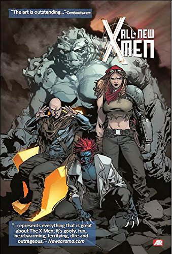 9780785154334: One Down (All-New X-men)