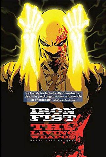 9780785154358: Iron Fist: The Living Weapon Volume 1: Rage