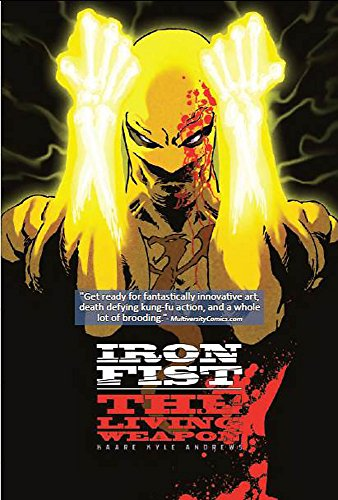 Iron Fist: the Living Weapon 1