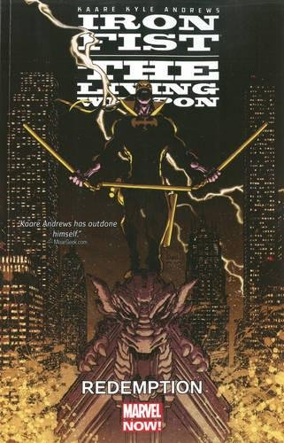 9780785154365: Iron Fist: The Living Weapon Volume 2: Redemption