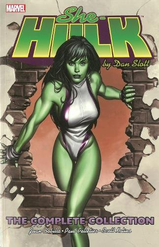 She-Hulk by Dan Slott: The Complete Collection: Slott, Dan