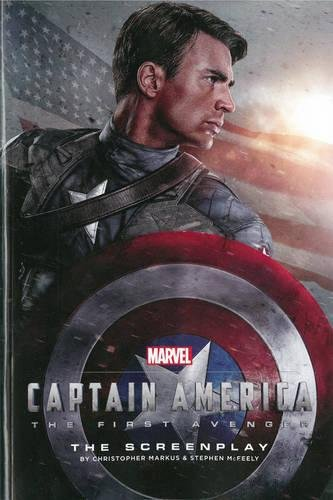 9780785154419: Marvel's Captain America: The First Avenger: The Screenplay