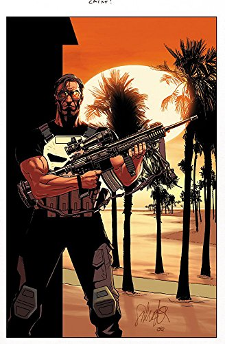 9780785154433: The Punisher 1: Black and White