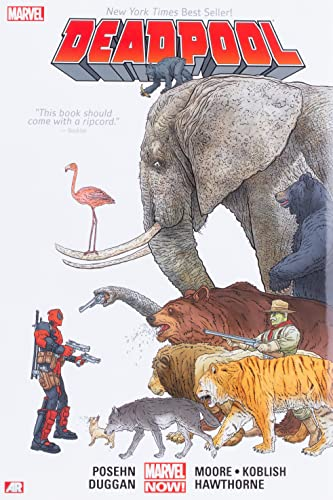 Deadpool by Posehn & Duggan Volume 1 (Hardcover): Gerry Duggan