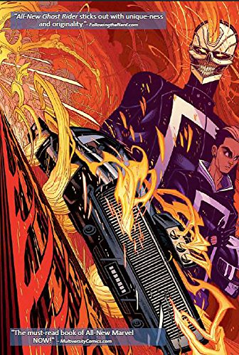 9780785154556: All-New Ghost Rider Volume 1: Engines of Vengeance