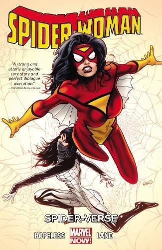 9780785154587: Spider-Woman Volume 1: Spider-Verse