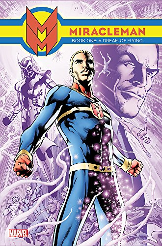 9780785154624: MIRACLEMAN PREM HC BOOK 01 DREAM OF FLYING DAVIS CVR
