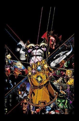 9780785154686: The Infinity Gauntlet Omnibus