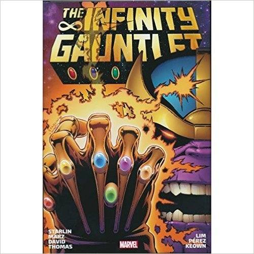 9780785154693: Infinity Gauntlet Omnibus (Variant Edition)