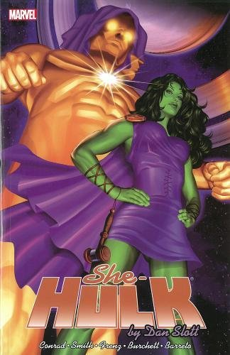 9780785154709: SHE-HULK BY SLOTT 02 COMPLETE COLLECTION (She-Hulk: the Complete Collection)