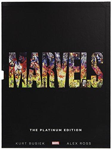 9780785154716: Marvels: The Platinum Edition Slipcase