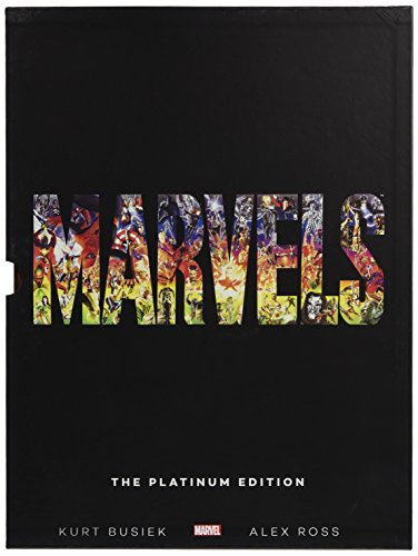 9780785154716: Marvels: The Platinum Edition