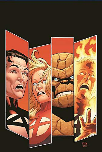 Fantastic Four Volume 1 The Fall of the Fantastic Four