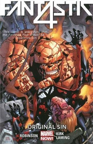 9780785154754: Fantastic Four Volume 2: Original Sin