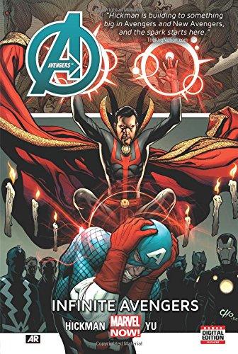 9780785154785: Avengers Volume 6: Infinite Avengers (Marvel Now)