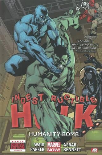 9780785154808: Humanity Bomb (Incredible Hulk)