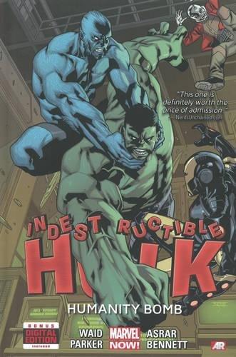 9780785154808: Indestructible Hulk Volume 4: Humanity Bomb (Marvel Now) (Incredible Hulk)