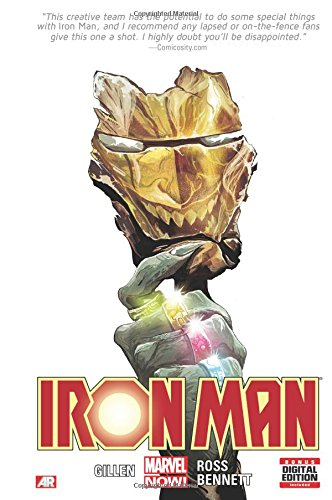 9780785154822: IRON MAN PREM 05 RINGS OF MANDARIN HC