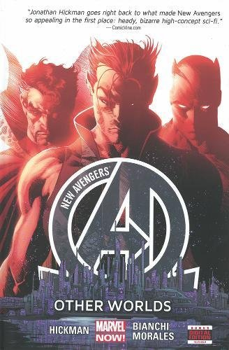 9780785154846: New Avengers Volume 3: Other Worlds (Marvel Now)