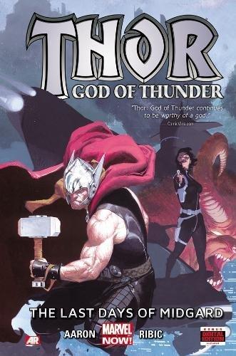 9780785154884: Thor God of Thunder 4: The Last Days of Midgard