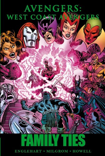 9780785155003: Avengers - West Coast Avengers: Family Ties