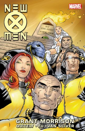 9780785155034: NEW X-MEN BY GRANT MORRISON BOOK 01